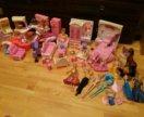 Мебель для куклы. И новые Барби.