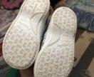 Туфли для девочки 22 р-р