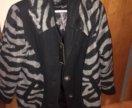 Теплое пальто новое