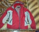 НОВАЯ Спортивная теплая куртка