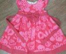 Платье новое 1-2,5 года второе бесплатно
