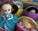 Куколки пироженки