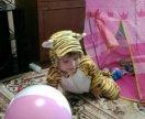 Новогодний костюм тигра , р. 98