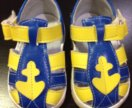 Детские сандали кожа 19 размер