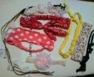 Ободки праздничные для девочек пакетом