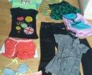 Пакет подрастковой одежды +рюкзак