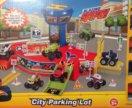 Сити паркинг «Вспыш»