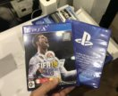 Fifa 18 PS4+бонус