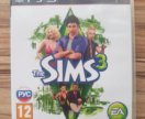 PS3. The Sims 3. (Полностью на Русском языке )
