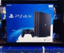 Sony PlayStation 4 PRO 1TB (РСТ)