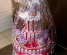 Тортик из киндеров.