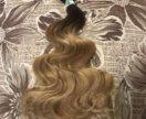 Волосы амбре
