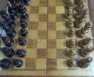 Шахматы, ручная работа