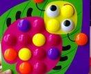 Мозайка Пуговицы для малышей