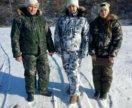 костюмы зимние(горка)