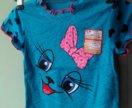 Пижама для девочки на рост 110