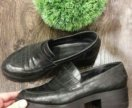 Ботинки Tervolina кожа