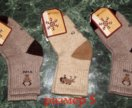 Тёплые детские носочки из верблюжьей шерсти
