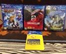 Диски и PS Plus для PS4