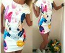 Платье с микки