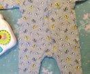 Пижама 3-6 мес, почти новая
