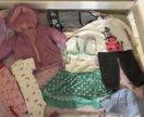 Вещи на девочку размер 86