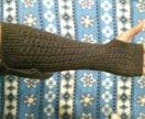 Перчатки новые без пальцев