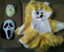Новогодние маски крик, Базз Лайтер, костюм