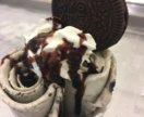 Жареное ролл Мороженое