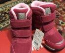 Зимние ботинки рейма тек 31 размер