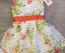 Платье на девочку р.86-92