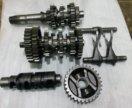 Двигатель в разборе suzuki vs800