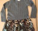 Новое платье next 1,5-2 года
