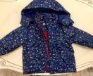 Куртка на мальчика 80 размер