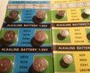 Батарейки AG3 AG 13