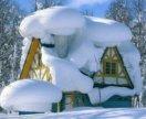 Ручная уборка снега.