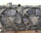 Радиатор на субару.новый