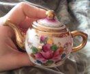 Чайник - фрагмент гжельского самовара