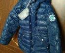 Gulliver зимнее пальто