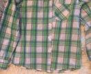 Рубашка на мальчика 134