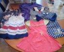 6 платьев