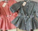 Новые рубашки из плотного хлопка
