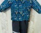 Зимний костюм на мальчика Laррi р.92