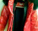 Зимняя куртка р-р140