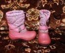 Зимние сапоги kapika