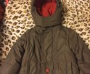 Куртка зима 1-2-3 года