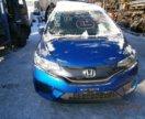Honda Fit 2014 по запчастям!