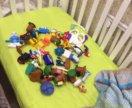 Пакет игрушек Макдональс