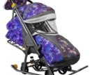 Санки-коляска Галактика детям 1(4)