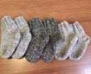 Шерстяные носочки детские